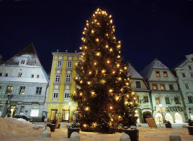 Město vánoc steyr a další klenoty horního rakouska 2014